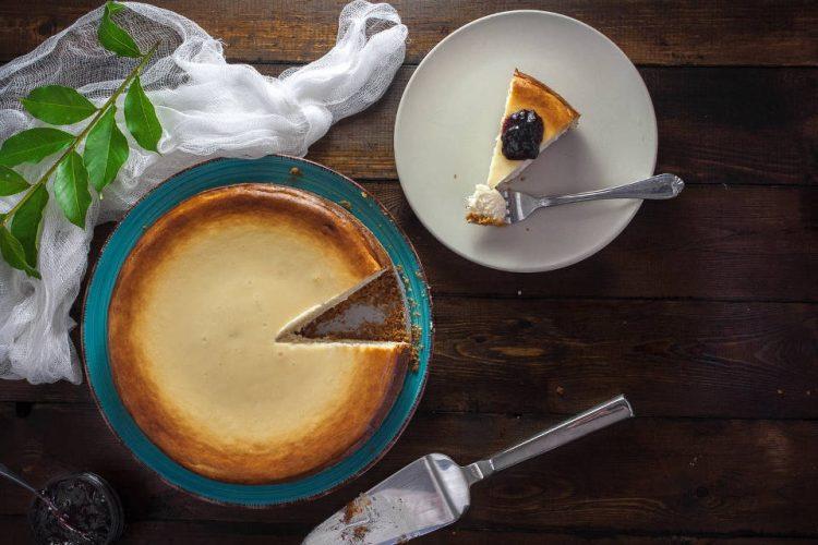 Cheesecake Dessert Class Malton Cookery School