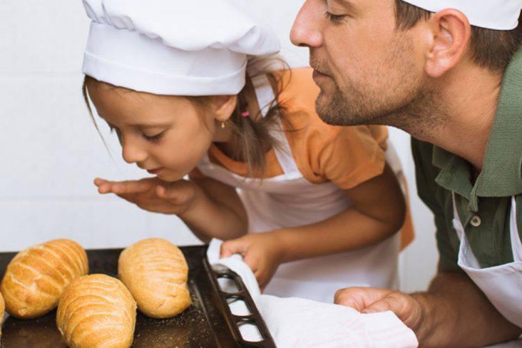 Parent and Children Course Malton Cookery School