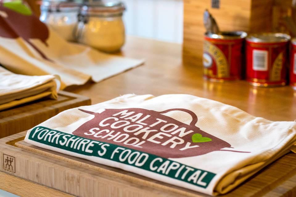 Malton Cookery School Apron