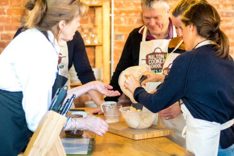 Malton Cookery School Class Tutor