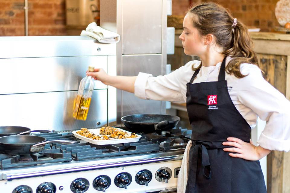 Malton Cookery School Kids Class