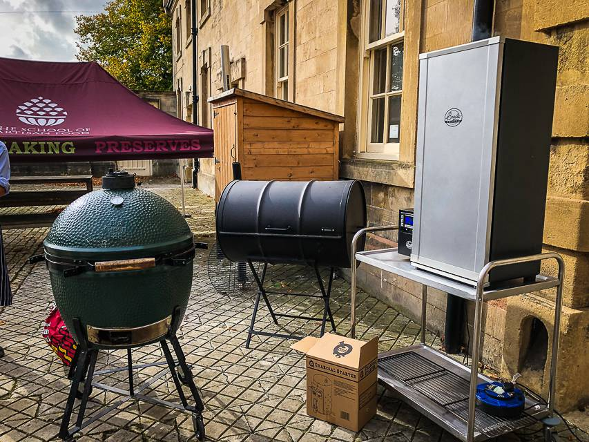 School of Artisan Food Review BBQ Equipment