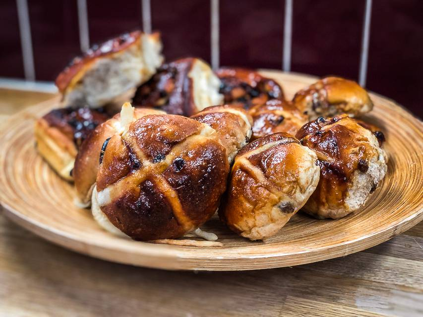 School of Artisan School Review Hot Cross Buns