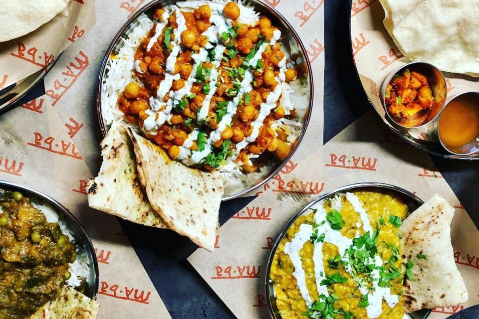 best restaurants in sheffield -Cutlery Works Sheffield Offer Ma Ba Food