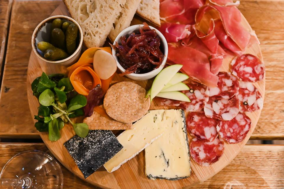 Edler Halifax Review Charcuterie