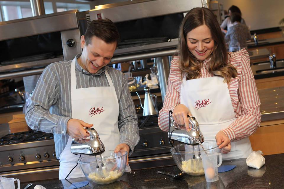 Bettys Cookery School Yorkshire