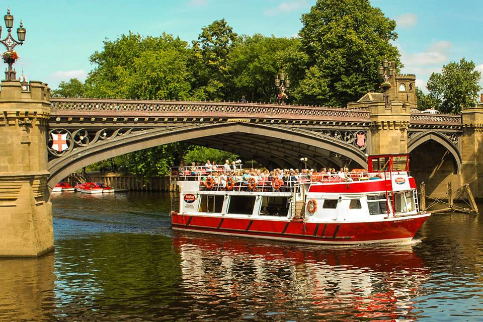 Boat Trip Things to do in York