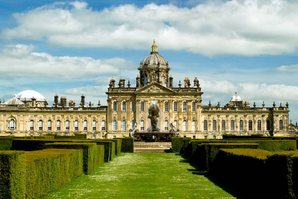 Castle Howard Things to do in Yorkshire