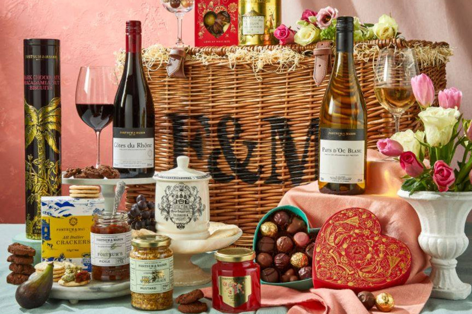 Fortnum and Mason Valentine's Day Gift Guide idea