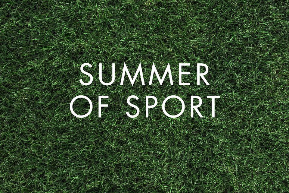 Harvey Nichols Leeds Event - Summer of Sport