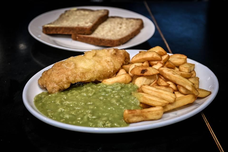 Market Kitchens Barnsley Fish and Chips