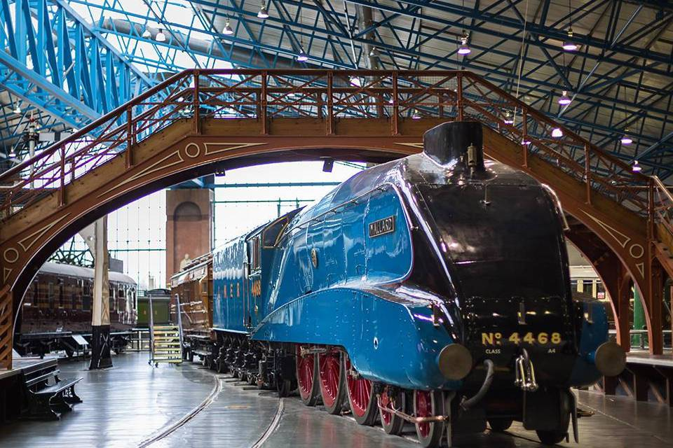 National Railway Museum Train Things to do in York