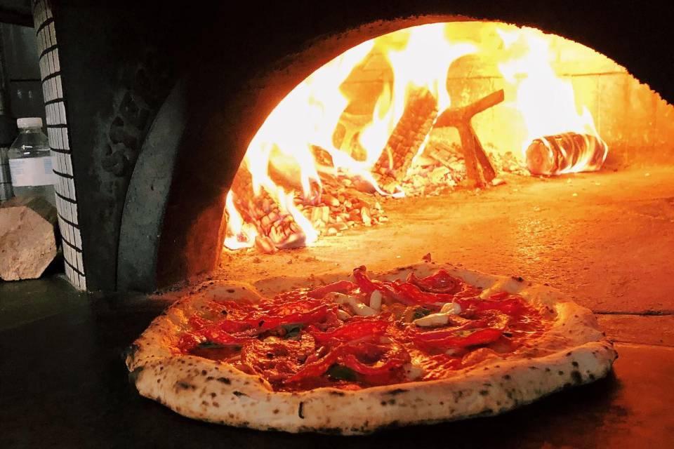 Rudy's pizza Leeds Pizza Oven