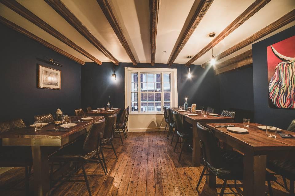 The Old House York Restaurant