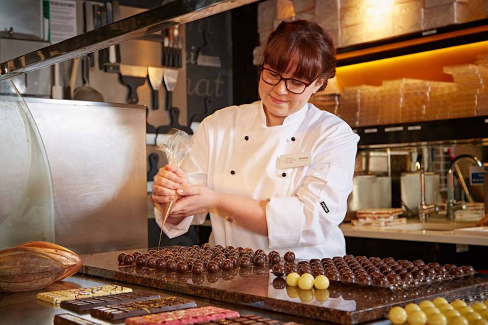 York's Chocolate Story Maker Things to do in York