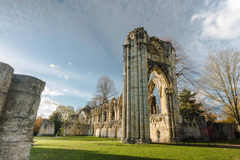 Yorkshire Museum and Gardens Things to do in York