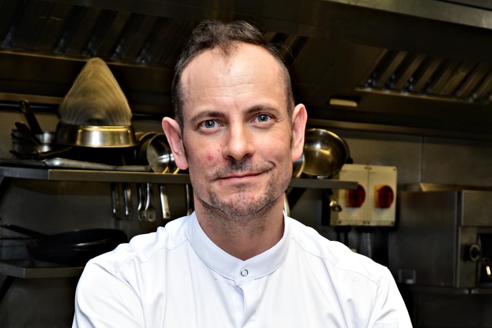 Adam Jackson Exec Chef Feversham Arms Helmsley