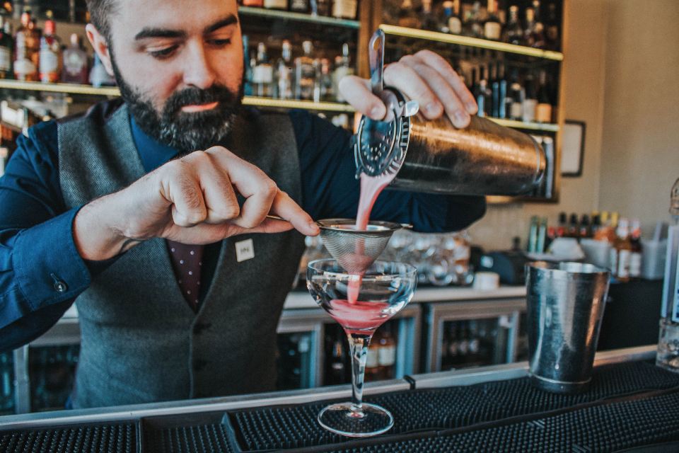 Harvey Nichols Cocktail Masterclass