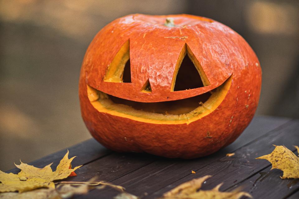 Pumpkin Carving October Half Term