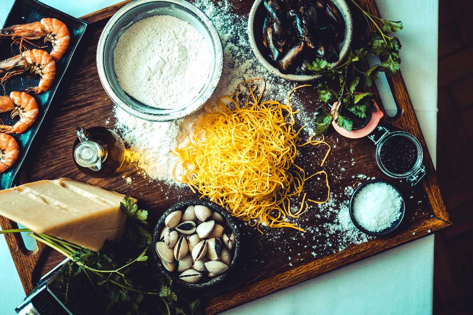 The Grand York Cookery School Pasta