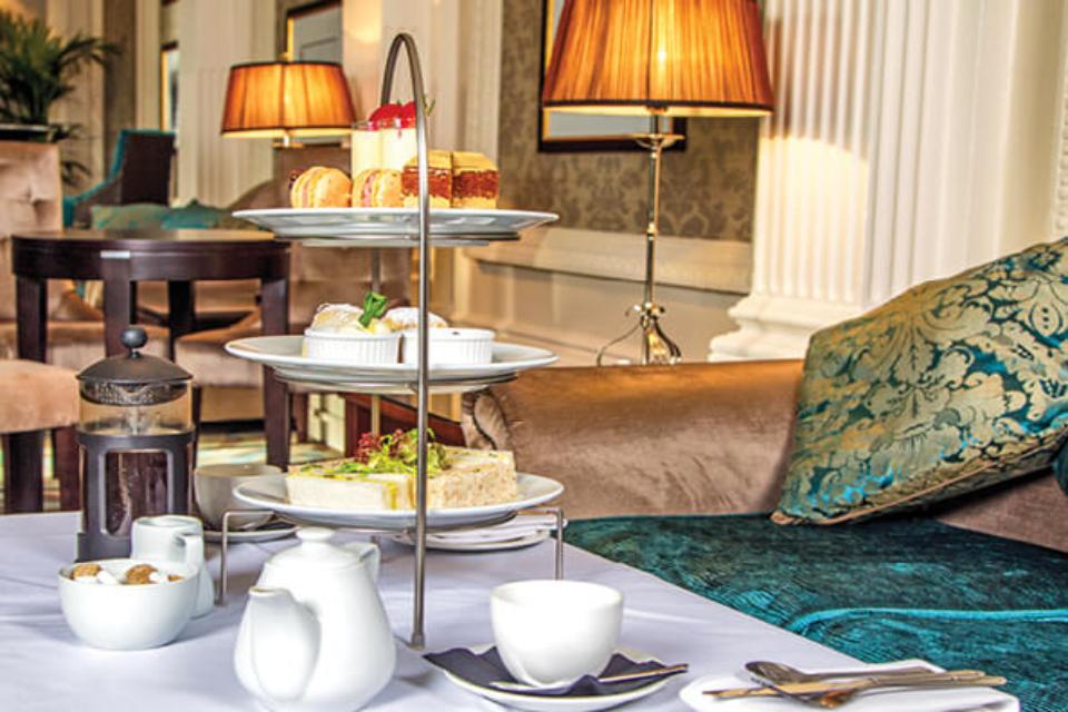 best afternoon tea in harrogate old swan hotel