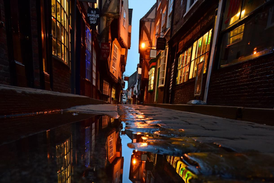 york shambles things to do in yorkshire
