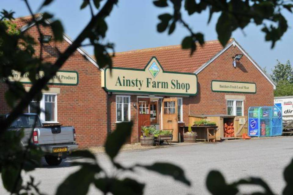 Ainsty Farm Shop & Café
