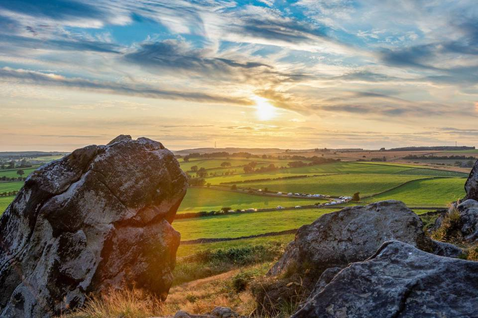 Almscliffe Crag Things to do in Harrogate