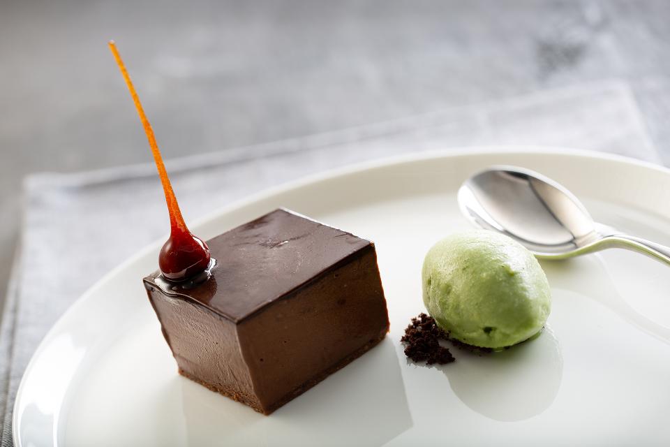 Black Bull Sedbergh dessert