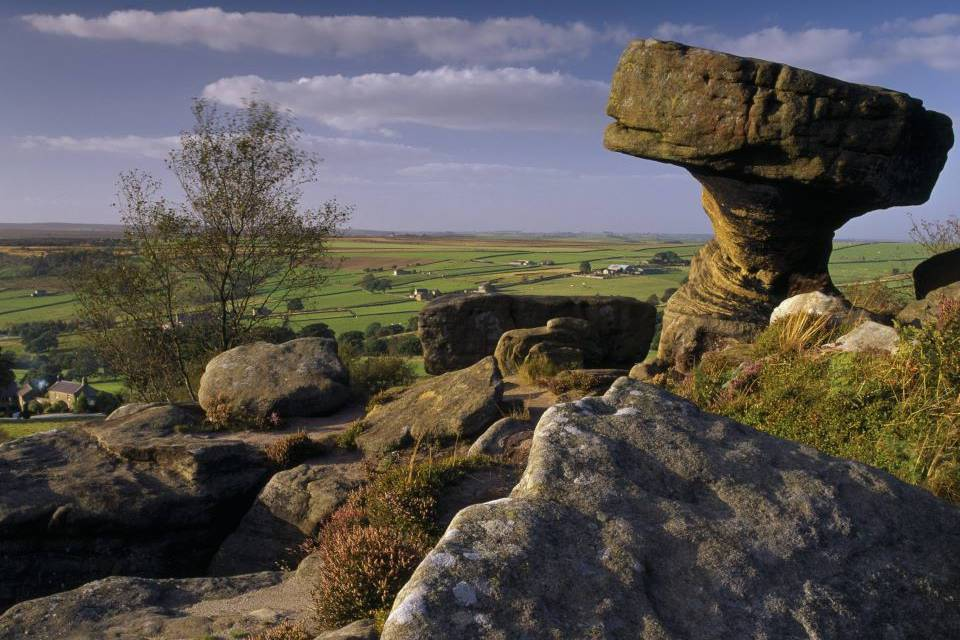 Brimham Rocks Things to do in York