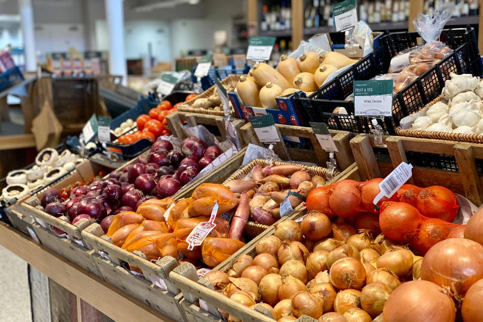 Hinchcliffes Farm Shop