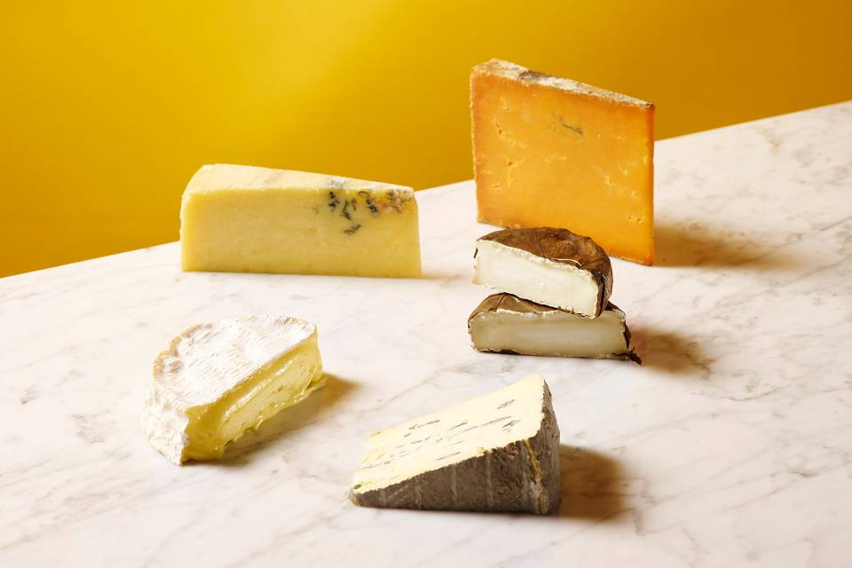 The Cheese Geek Food Subscription Box