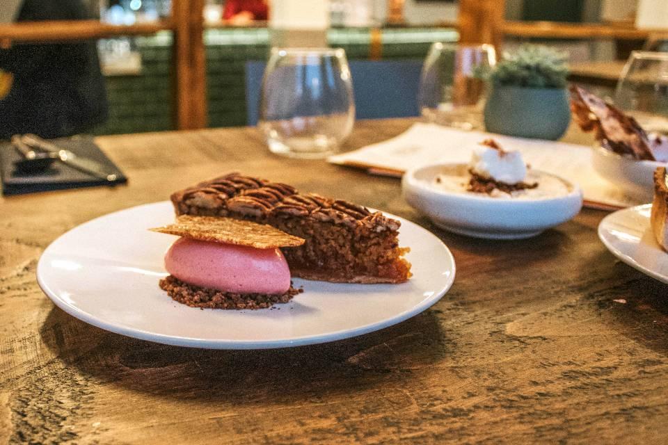 The Teller Sheffield Review Pecan Pie