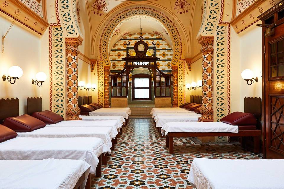 Turkish Baths Things to do in Harrogate