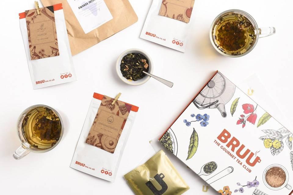 BRUU Gourmet Tea Club