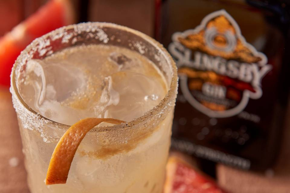 Easy Cocktail Recipes featuring Slingsby Gin