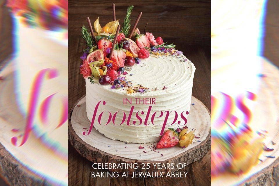 Jervaulx Abbey Cookbook Cover