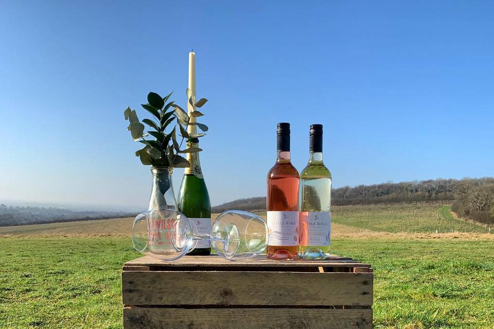 Little Wold Vineyard Alcohol Delivery