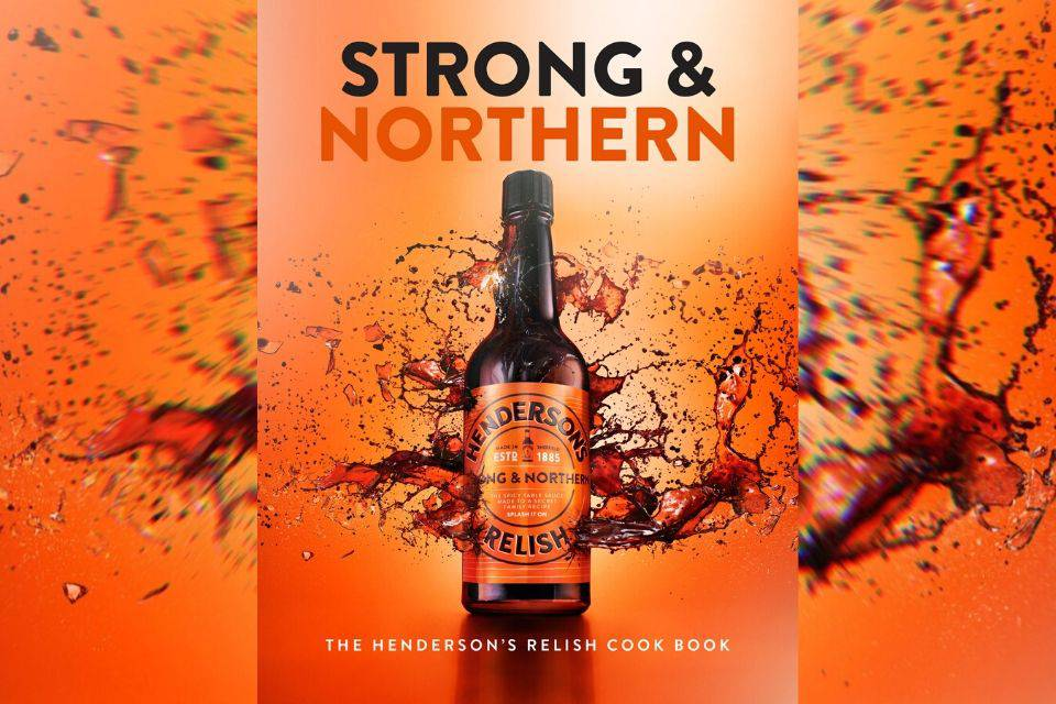 Henderson's Relish Cookbook Strong and Northern Cover