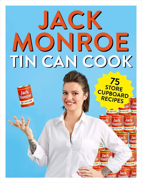 Tin can cook - Jack Monroe best cookbooks right now