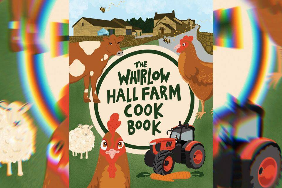 Whirlow Hall Farm Cookbook cover