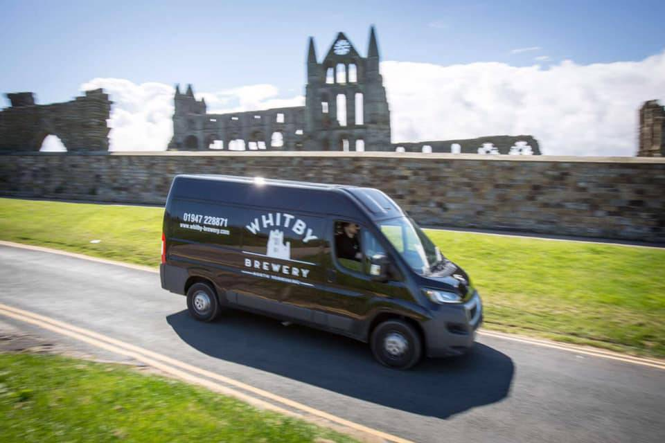 Whitby Brewery Alcohol Delivery Service