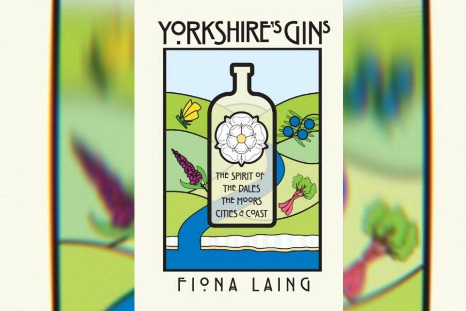 Yorkshire's Gins Book Cover