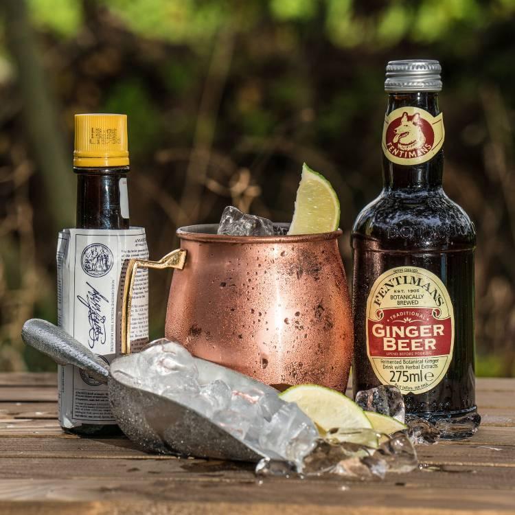 Yorkshire Mule Yorkshire Dales Distillery