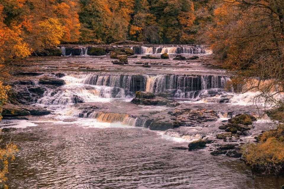 Aysgarth Falls Yorkshire Walks