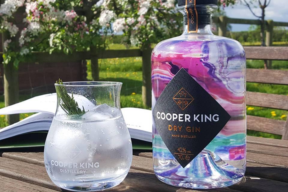Cooper King Distillery Gin Offer Cocktail Image