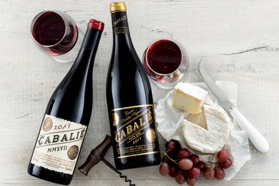 Laithwaite's Wine Offer red wine and cheese