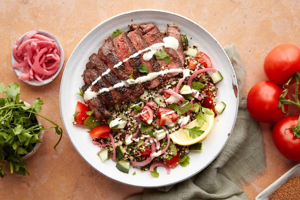 Mindful Chef offer discount code steak meal