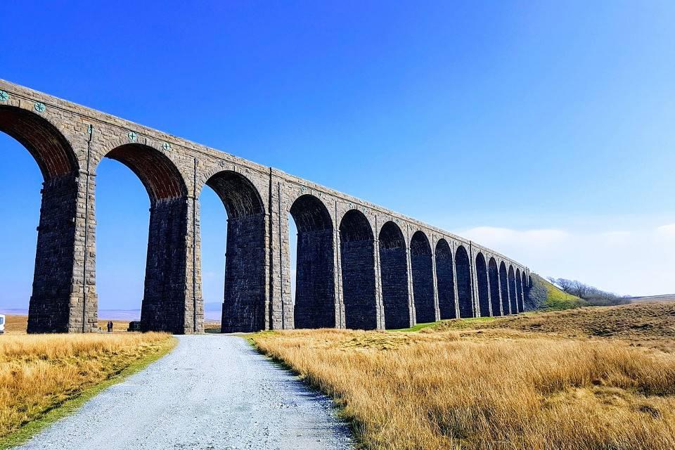 Ribblehead Viaduct Yorkshire Walks
