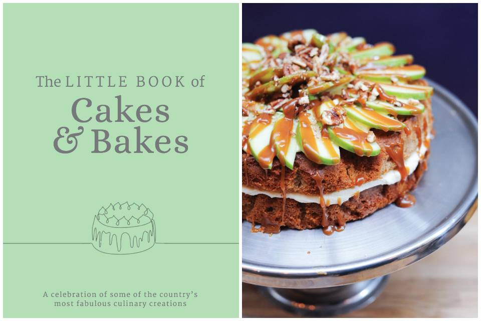 The Little Book of Cakes & Bakes Cook Book